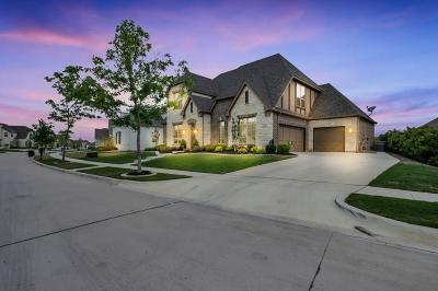 Aledo Single Family Home For Sale: 301 Parkview Drive