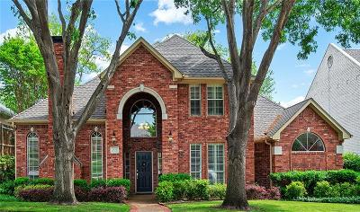 Dallas Single Family Home For Sale: 5624 Willow Wood Lane