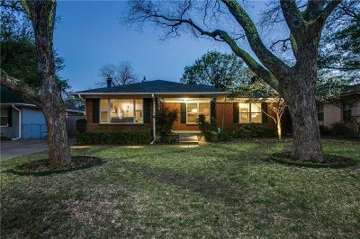 Dallas County Single Family Home For Sale: 6734 Blessing Drive