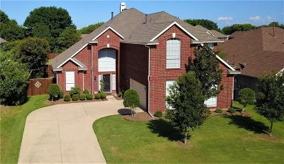 Frisco Single Family Home For Sale: 6204 Plantation Lane