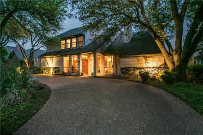 Plano Single Family Home For Sale: 4604 Courtyard Trail