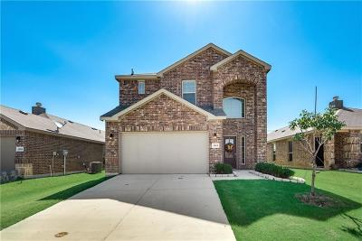 Aubrey Single Family Home For Sale: 1313 Silver Lane
