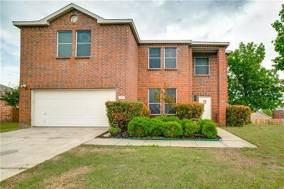 Wylie Single Family Home For Sale: 1401 Bankston Drive