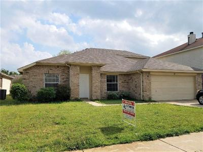 Fort Worth Single Family Home For Sale: 309 Sun Meadow Lane