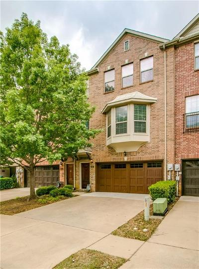 Irving Townhouse For Sale: 1468 Chase Lane