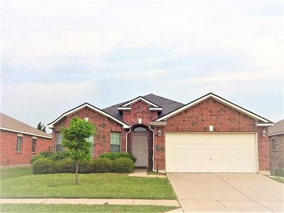 Cross Roads TX Single Family Home Active Option Contract: $214,500