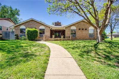 Fort Worth TX Single Family Home For Sale: $273,900
