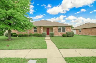 Rockwall Single Family Home For Sale: 3014 Red Ridge Drive