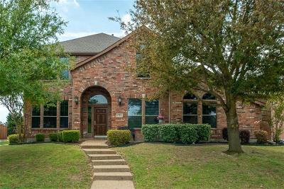 Allen Single Family Home For Sale: 1712 Whispering Glen Drive