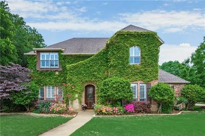 Keller Single Family Home For Sale: 1408 Cherry Blossom Lane
