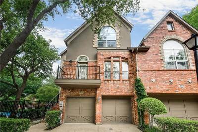 Addison Townhouse Active Contingent: 14876 Towne Lake Circle