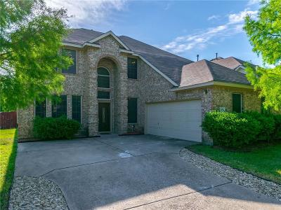 Allen Single Family Home For Sale: 815 Water Oak Drive