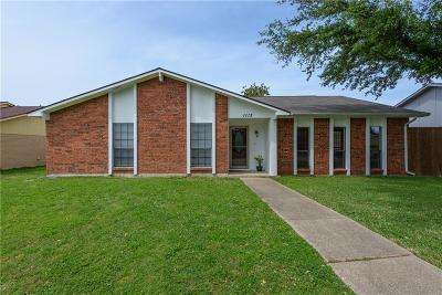 Plano Single Family Home For Sale: 1113 Lombardy Drive