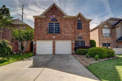 Lewisville Single Family Home For Sale: 2096 Montclair Lane