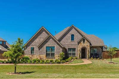 Hickory Creek Single Family Home For Sale: 209 Thoroughbred Drive