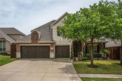 Hickory Creek Single Family Home For Sale: 105 Stamford Drive