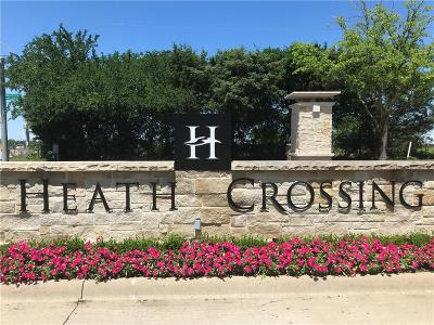 Rockwall, Royse City, Fate, Heath, Mclendon Chisholm Residential Lots & Land For Sale: 124 Mallard Crossing