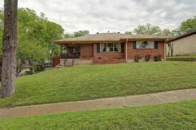 Dallas Single Family Home For Sale: 11724 Tuscany Way