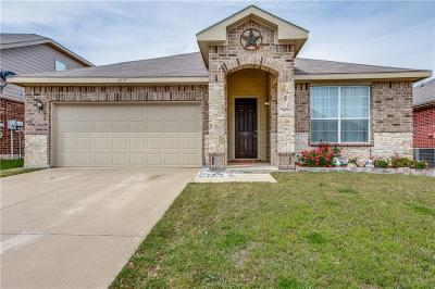 Fort Worth Single Family Home For Sale: 2137 Valley Forge Trail