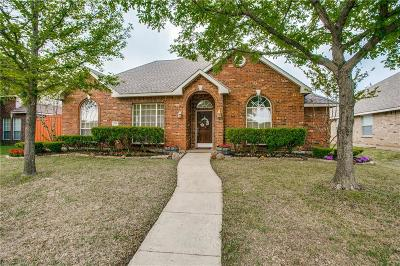 Allen Single Family Home For Sale: 1710 Roundrock Drive