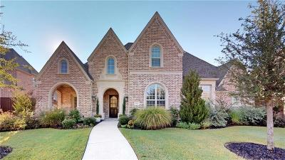 Allen Single Family Home For Sale: 1727 Walnut Springs Drive