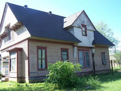 Brownwood Single Family Home For Sale: 401 W Adams Street