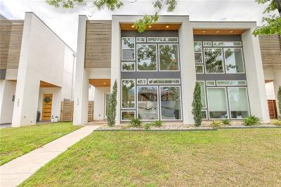 Tarrant County Townhouse For Sale: 209 Adrian Drive