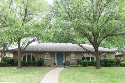 Single Family Home For Sale: 7328 Whispering Pines Drive
