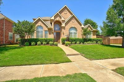 Coppell Single Family Home For Sale: 702 Graywood Lane