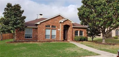 Allen Single Family Home For Sale: 1222 Ramsey Court