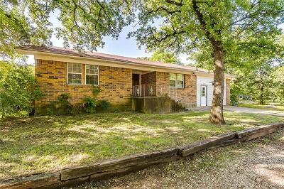 Mansfield Single Family Home For Sale: 8148 Little Creek Road