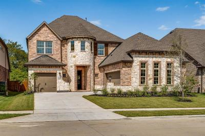 McKinney Single Family Home For Sale: 6504 Alderbrook Place