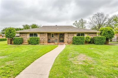 Johnson County Single Family Home For Sale: 1234 Crestwood Drive