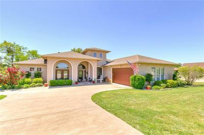 Granbury Single Family Home For Sale: 1721 Rockview Drive