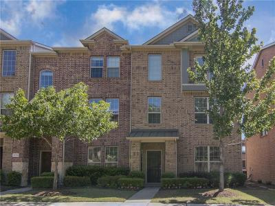 Carrollton Townhouse For Sale: 2134 McParland Court