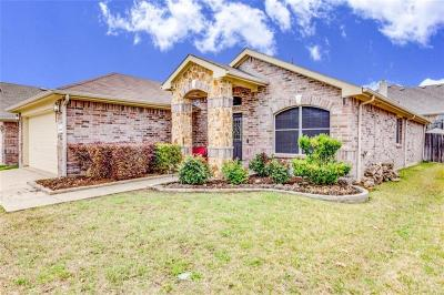 Forney Single Family Home For Sale: 2012 Colorado Bend Drive