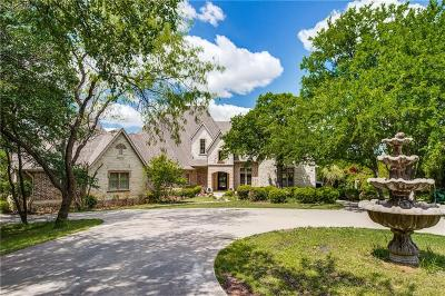 Little Elm Single Family Home For Sale: 9191 Silver Leaf Court