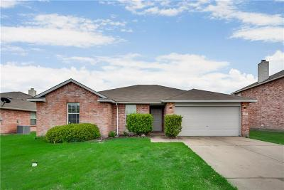 Forney Single Family Home For Sale: 207 Rambling Way