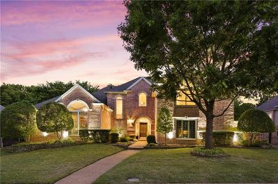 Colleyville Single Family Home Active Kick Out: 2005 Reynolds Drive