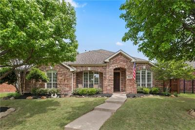 Denton County Single Family Home For Sale: 9764 Plains Circle