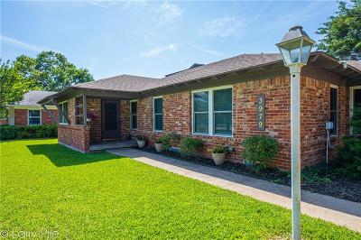 Single Family Home For Sale: 3979 Clover Lane