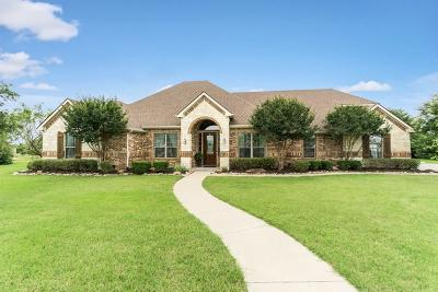 Royse City Single Family Home Active Option Contract: 814 Eagle Pass