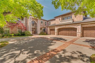 Plano Single Family Home For Sale: 3117 Oak Hollow Drive