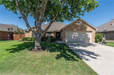 Saginaw Single Family Home Active Option Contract: 421 Willow Vista Drive