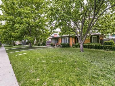 Dallas Residential Lots & Land For Sale: 6805 Deloache Avenue