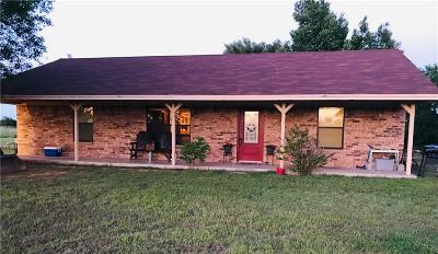 Weatherford Single Family Home For Sale: 548 Ballew Springs Road