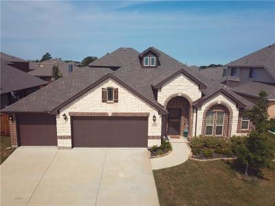 Aubrey Single Family Home For Sale: 1504 Starr Court
