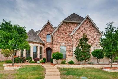 Rockwall Single Family Home For Sale: 667 Featherstone Drive