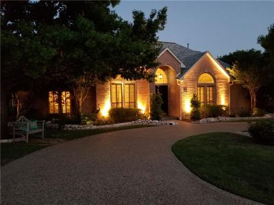 Rockwall Single Family Home Active Option Contract: 1597 Haven Hill Court