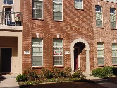 Addison Residential Lease For Lease: 15842 Breedlove Place